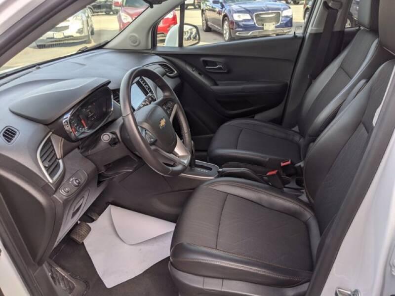 2017 Chevrolet Trax AWD LT 4dr Crossover - Massena NY