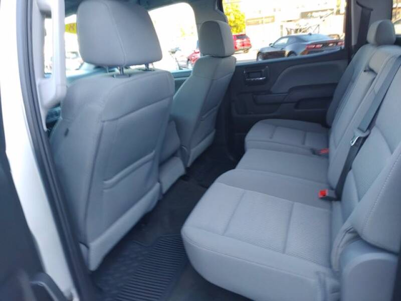 2018 Chevrolet Silverado 1500 Custom - Massena NY