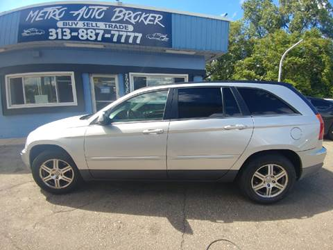 2007 Chrysler Pacifica for sale at Metro Auto Broker in Inkster MI