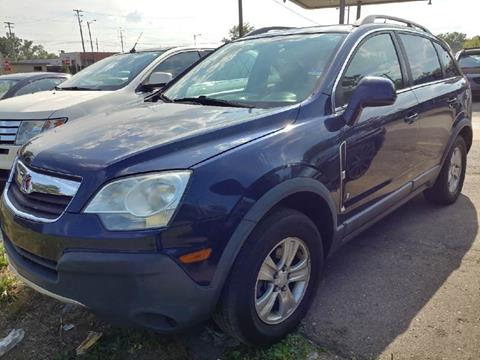 2008 Saturn Vue for sale at Metro Auto Broker in Inkster MI