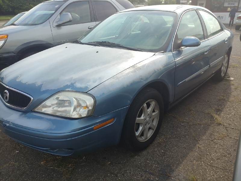 2005 Mercury Sable for sale at Metro Auto Broker in Inkster MI
