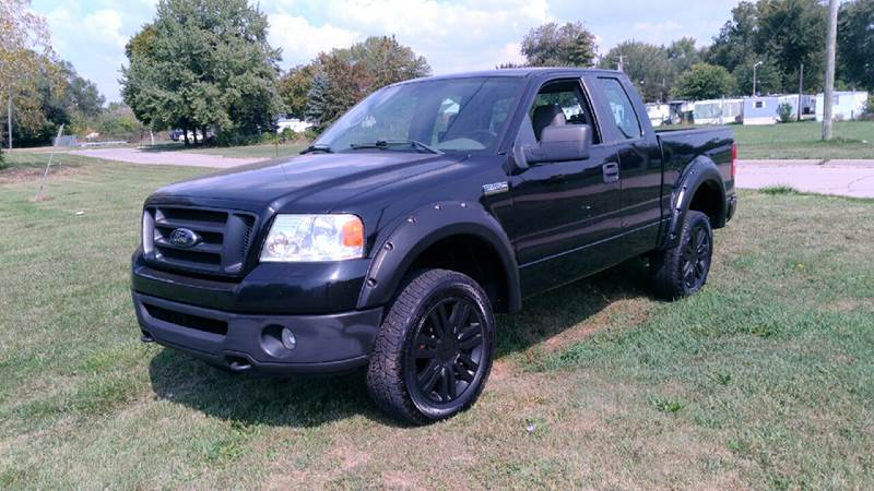 2008 Ford F-150 for sale at Metro Auto Broker in Inkster MI