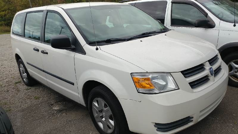 2008 Dodge Grand Caravan for sale at Metro Auto Broker in Inkster MI