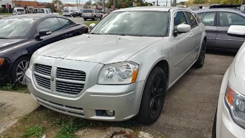 2007 Dodge Magnum for sale at Metro Auto Broker in Inkster MI
