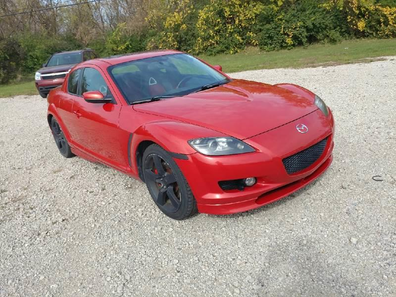 2005 Mazda RX-8 for sale at Metro Auto Broker in Inkster MI