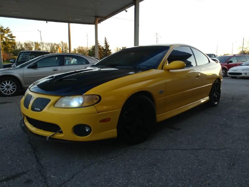 2004 Pontiac GTO for sale at Metro Auto Broker in Inkster MI