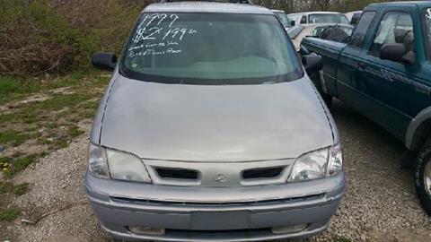 1999 Oldsmobile Silhouette for sale in Inkster, MI