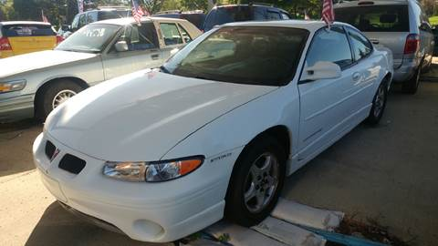 1999 Pontiac Grand Prix for sale in Inkster, MI