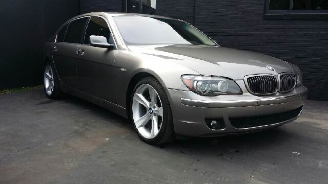 2006 BMW 7 Series For Sale At AC Motors In Greensboro NC