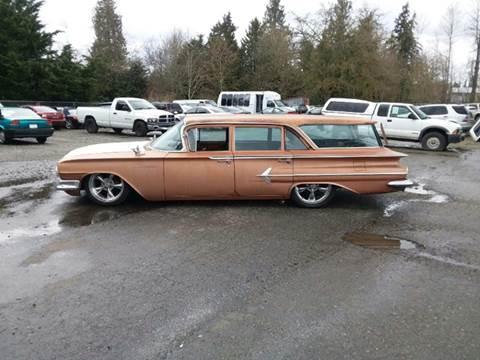 1960 Chevrolet SS