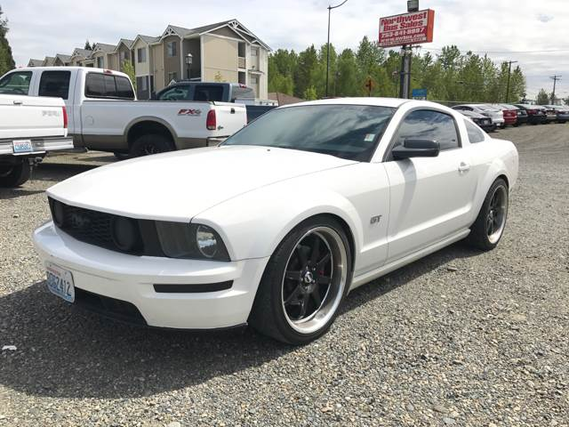 2008 Ford Mustang GT Premium 2dr Coupe - Edgewood WA