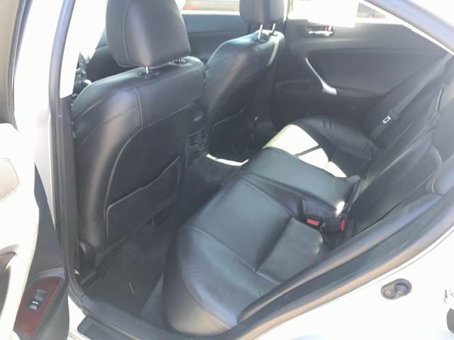 2007 Lexus IS 250 AWD 4dr Sedan (2.5L V6 6A) - Edgewood WA