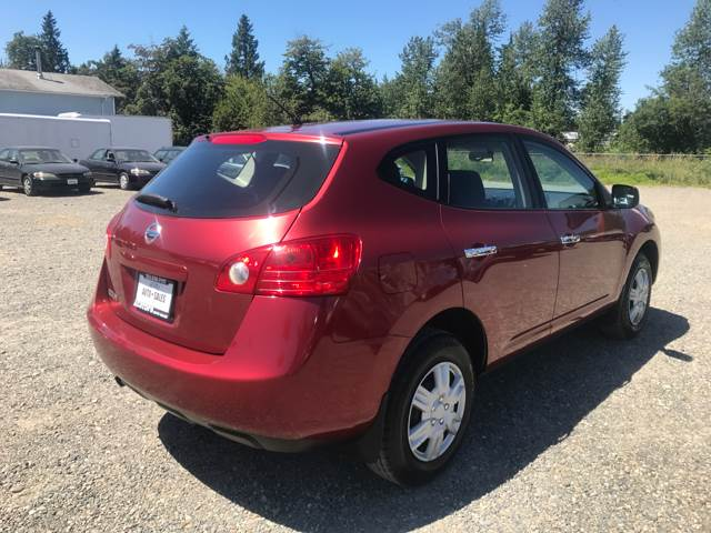 2010 Nissan Rogue S 4dr Crossover - Edgewood WA