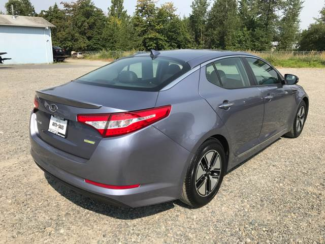 2011 Kia Optima Hybrid 4dr Sedan - Edgewood WA