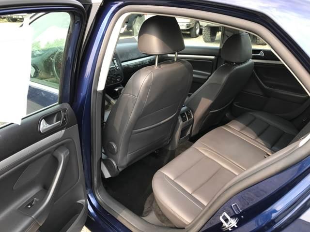 2007 Volkswagen Jetta 2.5 4dr Sedan (2.5L I5 6A) - Edgewood WA