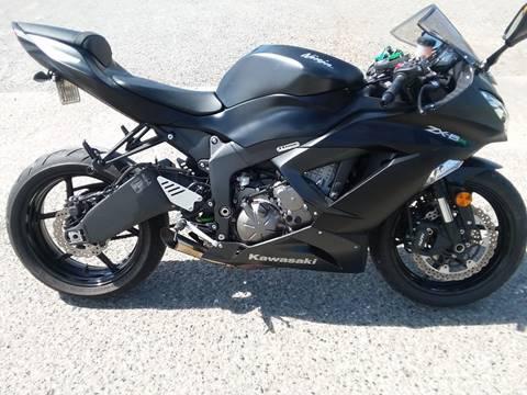 2015 Kawasaki ZX636   Ninja
