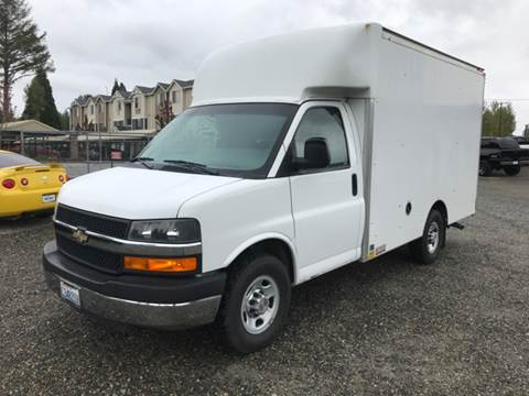 2013 Chevrolet Express Cutaway for sale in Edgewood, WA