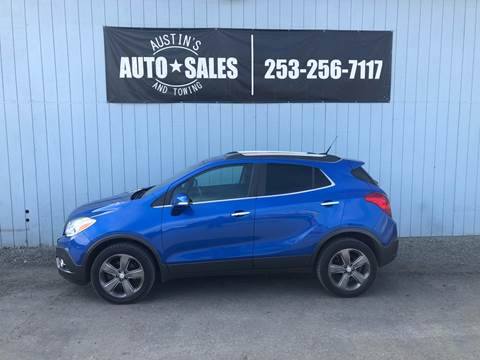 2014 Buick Encore for sale in Edgewood, WA
