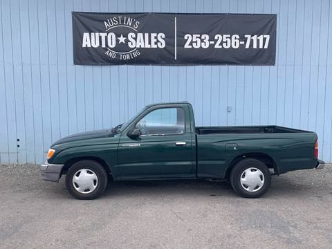 2000 Toyota Tacoma for sale in Edgewood, WA