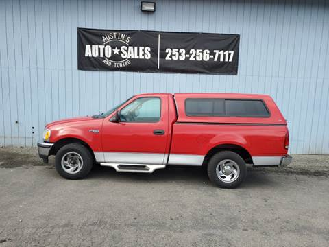 1998 Ford F-150 for sale in Edgewood, WA