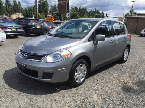 2012 Nissan Versa for sale in Puyallup, WA
