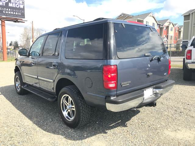 2001 Ford Expedition XLT 4WD 4dr SUV - Edgewood WA