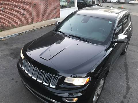 2014 Jeep Grand Cherokee for sale in Swampscott, MA