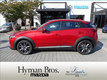 2017 Mazda CX-3 for sale in Newport News, VA