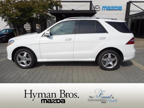 2014 Mercedes-Benz M-Class for sale in Newport News, VA