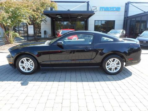 2010 Ford Mustang for sale in Newport News, VA