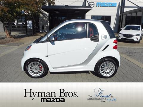 2013 Smart fortwo for sale in Newport News, VA