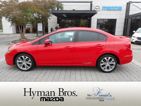 2012 Honda Civic for sale in Newport News VA