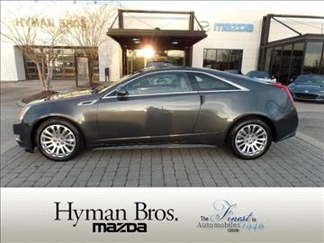 2014 Cadillac CTS for sale in Newport News, VA