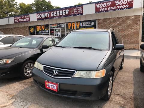2003 Honda Odyssey for sale at Sonny Gerber Auto Sales in Omaha NE