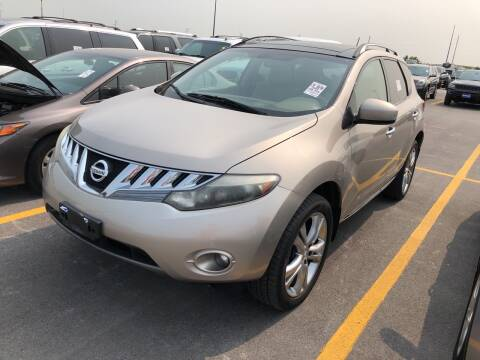 2009 Nissan Murano for sale at Sonny Gerber Auto Sales in Omaha NE