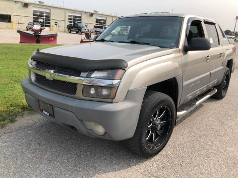 2002 Chevrolet Avalanche for sale at Sonny Gerber Auto Sales in Omaha NE