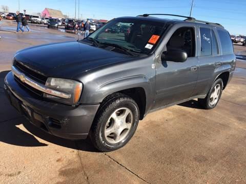 2007 Chevrolet TrailBlazer for sale in Omaha, NE