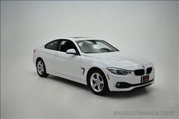 2014 BMW 4 Series for sale in Syosset, NY