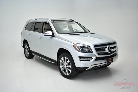 2014 Mercedes-Benz GL-Class for sale in Syosset, NY