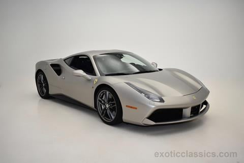 2016 Ferrari 488 GTB for sale in Syosset, NY
