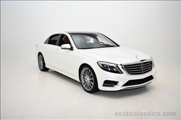 2015 Mercedes-Benz S-Class for sale in Syosset, NY
