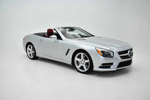 2014 Mercedes-Benz SL-Class for sale in Syosset, NY