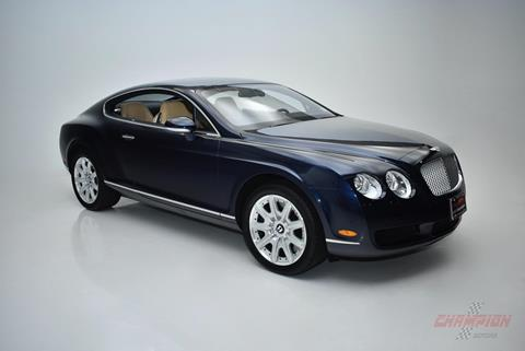 2005 Bentley Continental GT for sale in Syosset, NY
