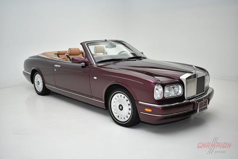 2000 Rolls-Royce Corniche for sale in Syosset, NY