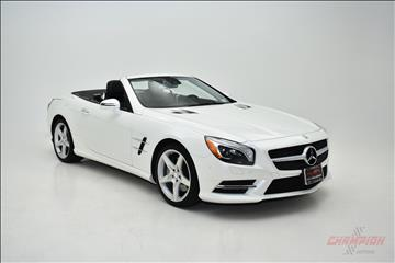 2013 Mercedes-Benz SL-Class for sale in Syosset, NY