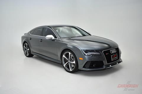 2014 Audi RS 7 for sale in Syosset, NY