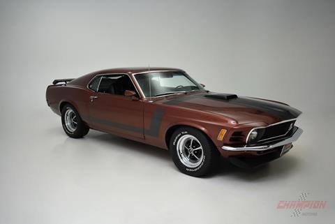1970 Ford Mustang Boss 302 for sale in Syosset, NY