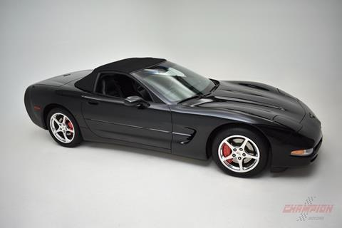 2002 Chevrolet Corvette for sale in Syosset, NY