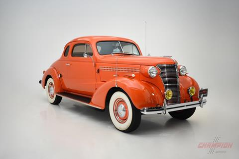 1938 Chevrolet Master Deluxe for sale in Syosset, NY