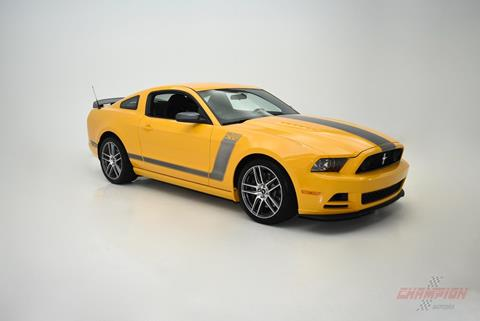 2013 Ford Mustang for sale in Syosset, NY